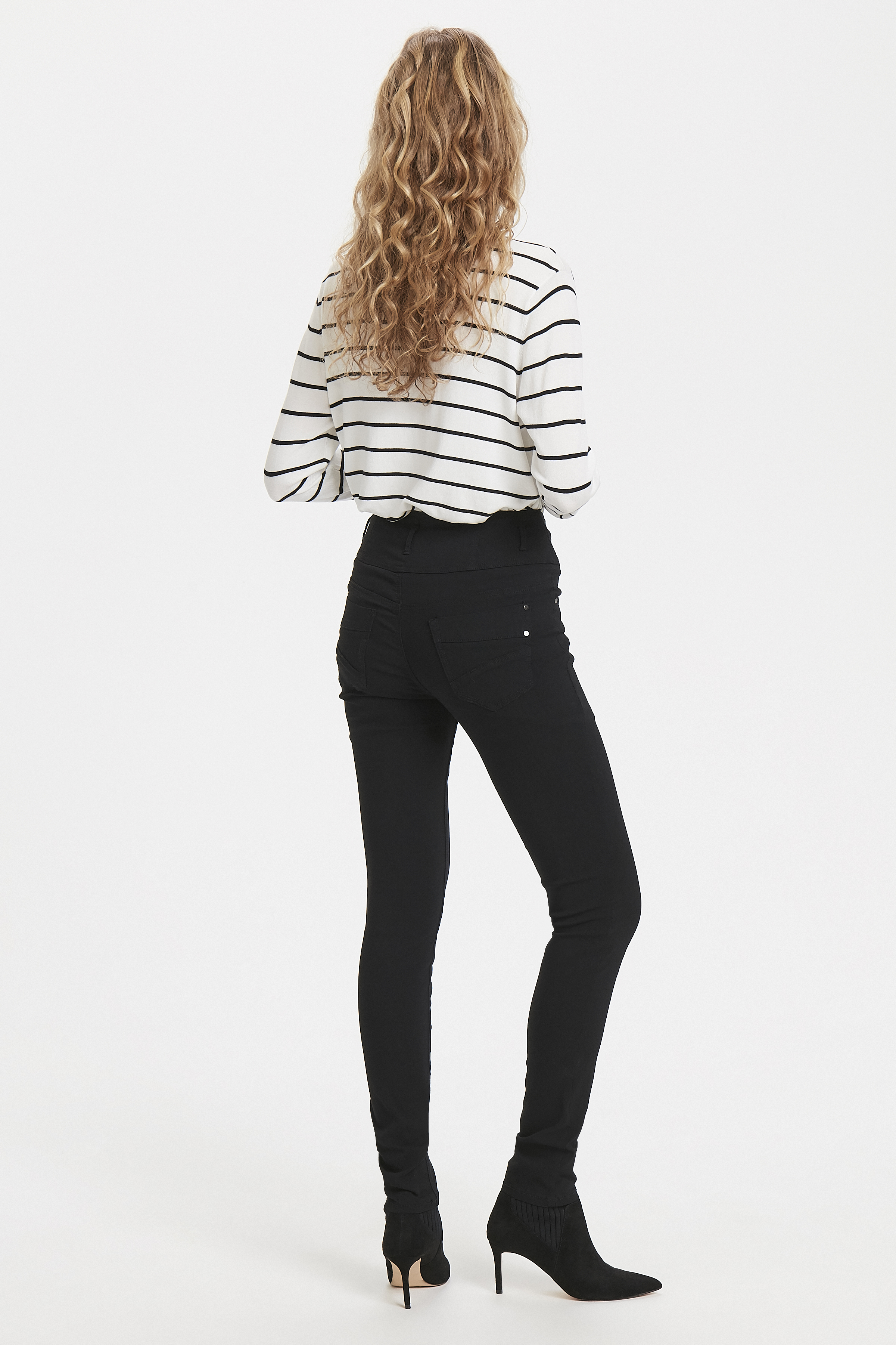 Black Pants Casual – Køb Black Pants Casual fra str. 34-44 her