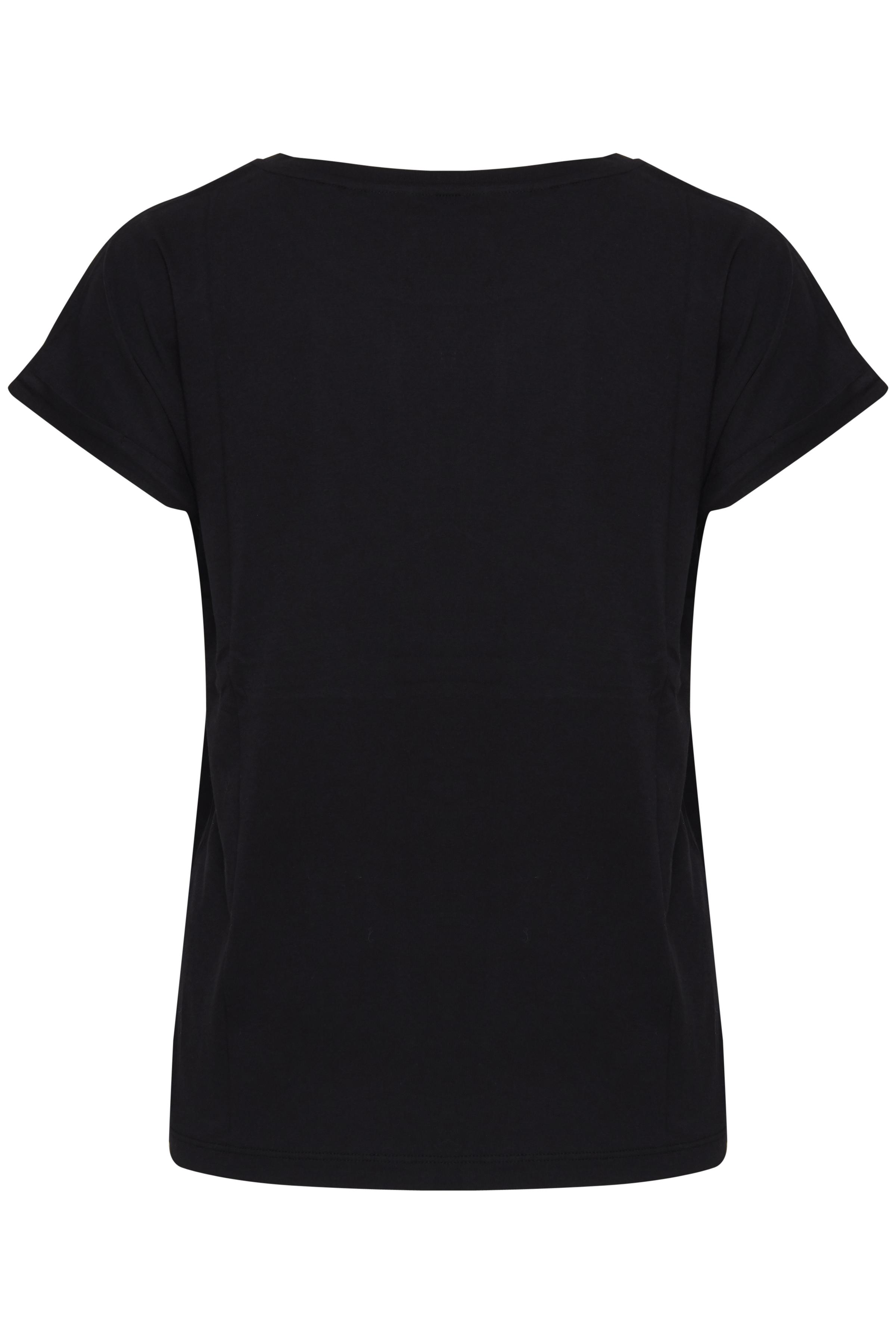 Black T-Shirt – Køb Black T-Shirt fra str. S-XXL her