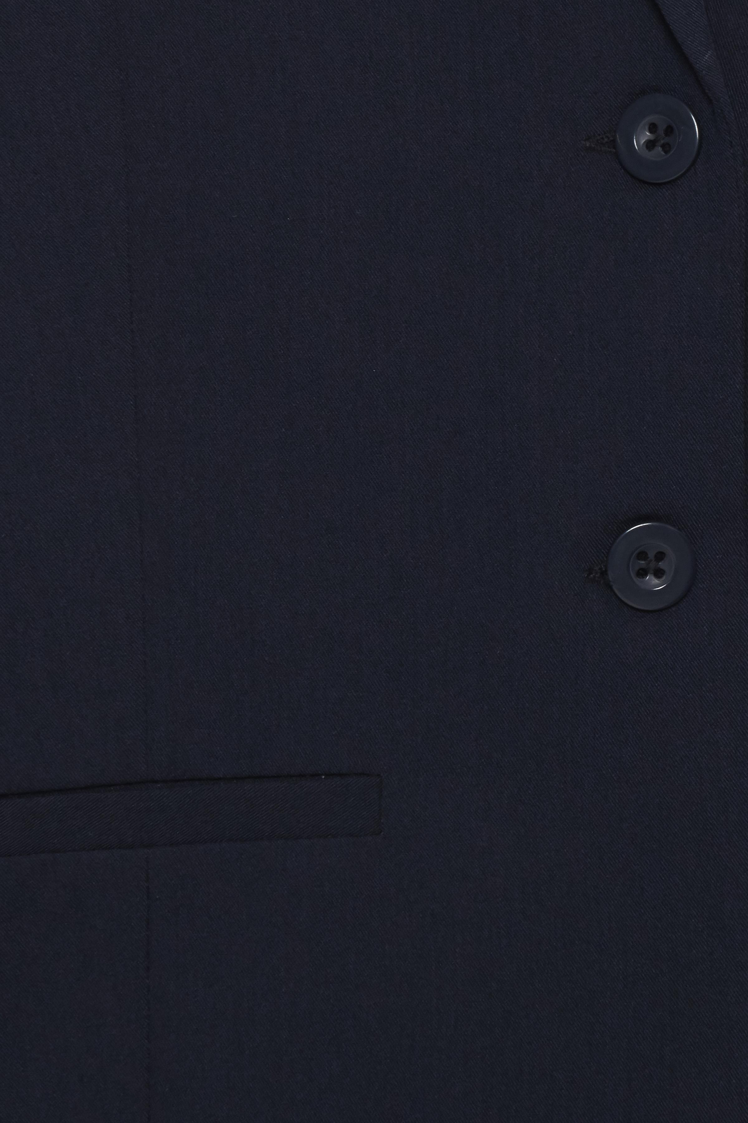 Dark Peacoat Blazer – Køb Dark Peacoat Blazer fra str. 34-46 her