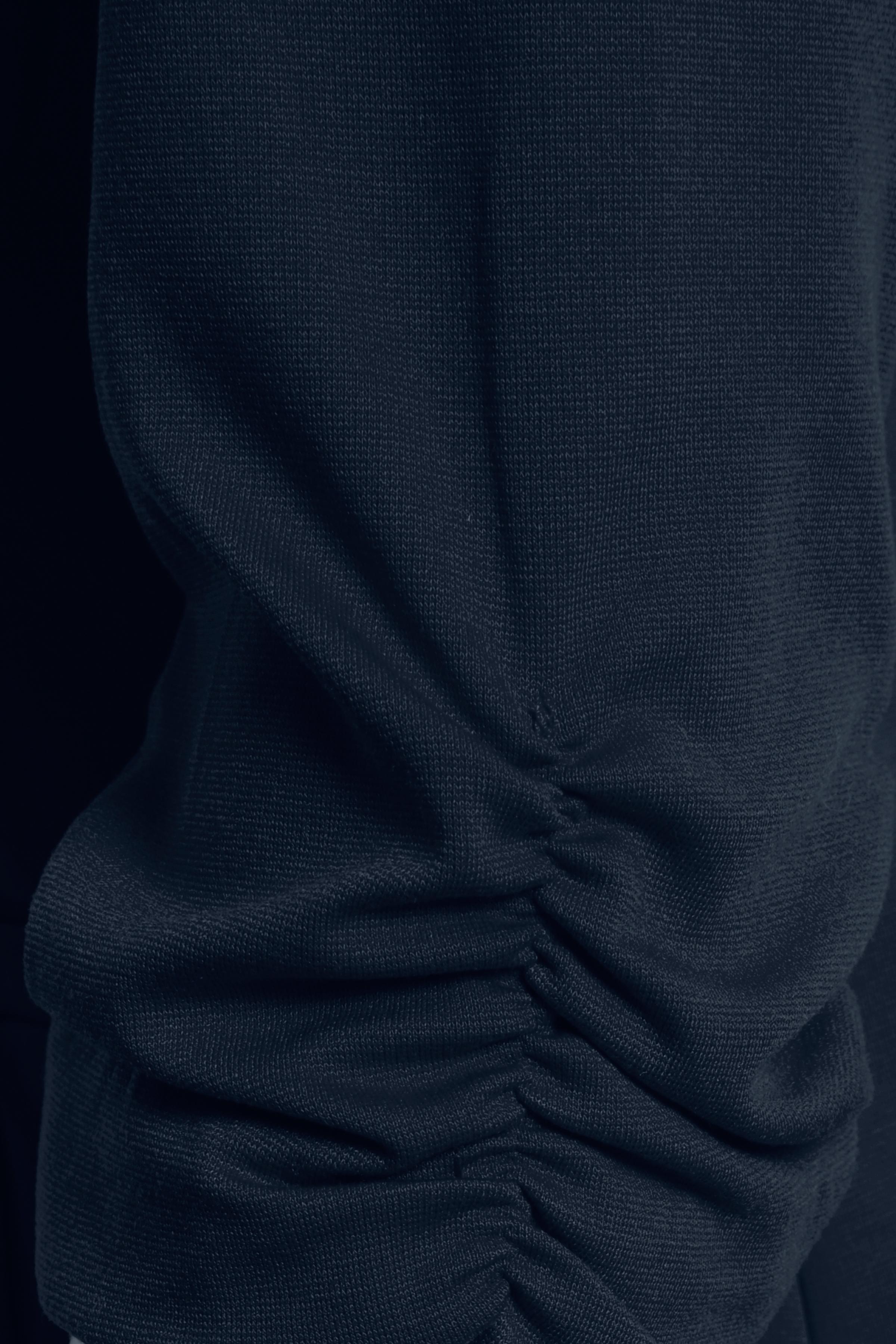 Dark Peacoat Blazer – Køb Dark Peacoat Blazer fra str. XS-XXL her
