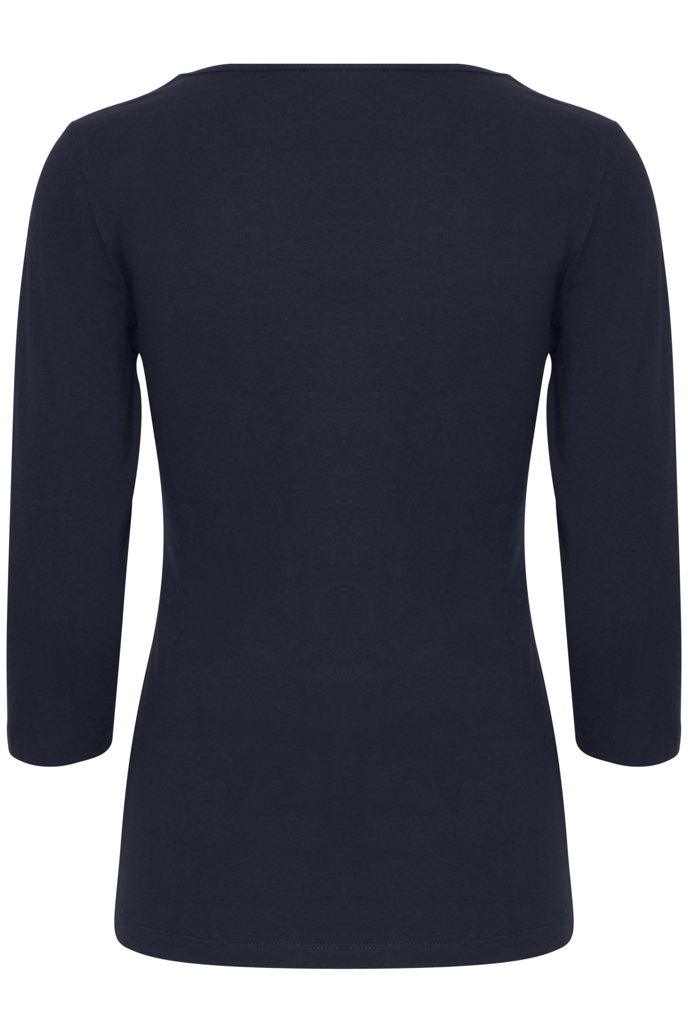 Dark Peacoat T-shirt – Køb Dark Peacoat T-shirt fra str. XS-XXL her